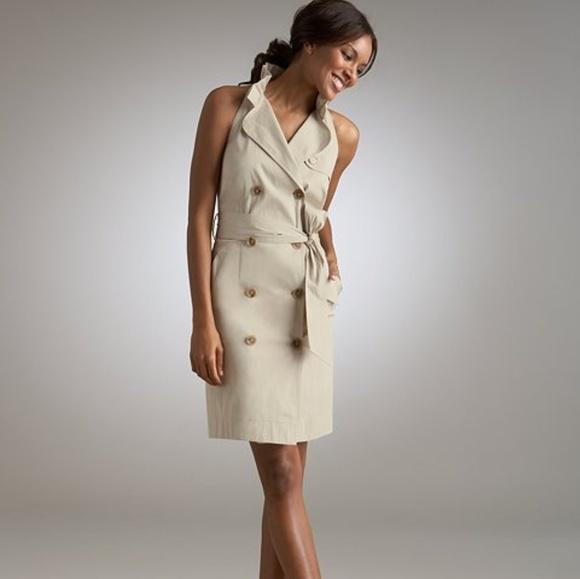 908da331566a Ann Taylor Dresses & Skirts - ANN TAYLOR | Trench Dress
